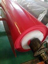 5mpa橡胶板,8mpa红色橡胶垫,75度10mm1.5米宽橡胶板,河北厂家直销图片
