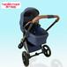 豪華嬰兒推車可坐臥折疊四輪避震免充氣高景觀嬰兒推車量大從優