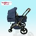 嬰兒推車雙向折疊可坐可躺兒童推車高景觀寶寶手推車