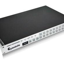 上海-青云9进9出网络中控HDMI视频矩阵-大屏拼接联控显示方案图片