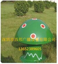 深圳回龙铺公园背景音乐广播系统,公园草坪音箱,由西邦广播设备有限有公司提供图片