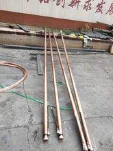 河北长效离子接地极纯铜离子接地剂厂家直接发货