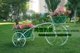 鸿恒远景,大型立体造型花架,园林绿化铁艺花架,园林景观小品
