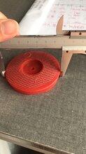 隧道防水板专用热熔垫片防水板垫片厂家图片