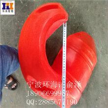 新疆供应PE塑料管道浮体、管道浮筒、拦污浮筒、拦污栅、拦污浮体图片