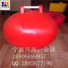 六安供应能经受台风海上塑料浮体海上挡浪塑料浮筒无污染塑料浮球