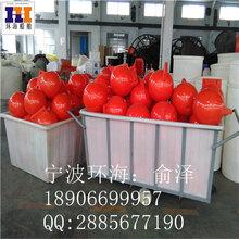 锦州大型水库专用球形警示浮漂养殖塑料浮球海上警示浮漂浮球工厂直销