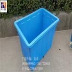 湖南厂家供应塑料水箱50L-400L稀释方桶、食品用腌制及推布车图片