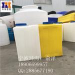 宁波厂家直销东营120LPE方形加药箱襄阳200L洗衣液专用塑料圆桶图片
