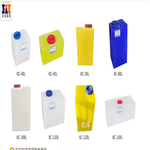 淮安厂家直销180L食品级PE加药箱搅拌塑料桶搅拌机方形加药箱图片