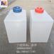 方形塑料搅拌罐80L小型实验试剂搅拌桶溶盐箱药剂桶