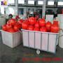 南宁水上塑料浮球南宁警示塑料浮球南宁浮球厂家批发图片