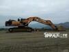 四川乐山低价出售二手凯斯CX400B挖掘机钢甲天下