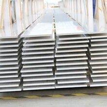 国标6061氧化铝排库存大进口料7075铝排优价图片