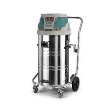 仓库保洁吸尘吸水机B3-78L克莱森不锈钢工业吸尘器厂家