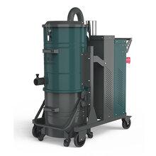 室外操场清理尘土树叶颗粒DP3-75L克莱森电瓶工业吸尘器