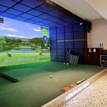 沈阳室内高尔夫免费体验悦球室内高尔夫运动