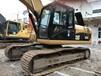 二手挖掘机卡特323D交易信息市场低价促销