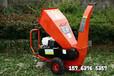 柴油臥式188電碎枝機多功能果園樹枝粉碎機柴油動力更快速