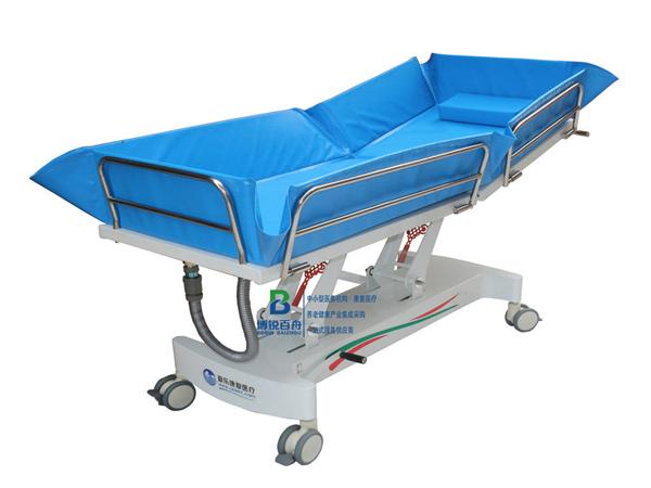 成人老人养老院沐浴床洗澡床助浴设备液压型