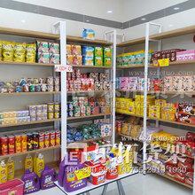 深圳进口食品货架价格休闲零食货架乐拓