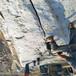 泰州市膨胀剂裂不开岩石破碎机械一静态开山