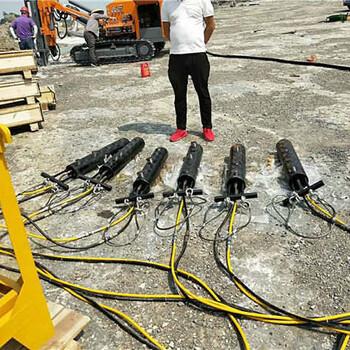 开石头石料开采设备快速开挖设备能开采多少吨石头