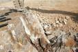 鄂州液壓劈石器安全靜態分裂機破石機械效益怎么樣