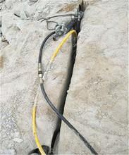 混凝土墻面拆除液壓劈裂機佳木斯大型劈裂棒圖片