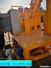 洗沙場洗沙污水泥漿處理設備案例視頻圖片