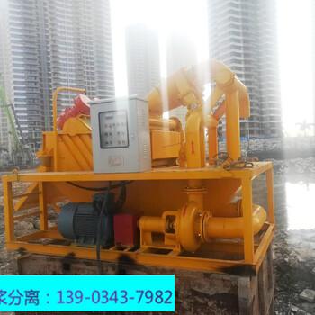 环保钻井泥浆不落地装置分离器月度评述