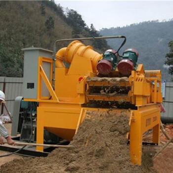 黑龍江雙鴨山廠家批發河道清淤泥漿反復使用凈化設備