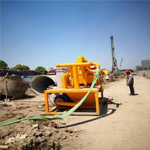 河道淤泥脫水泥水分離機資陽市價位圖片