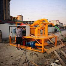 江苏南京砂场污泥脱水机厂家供应图片