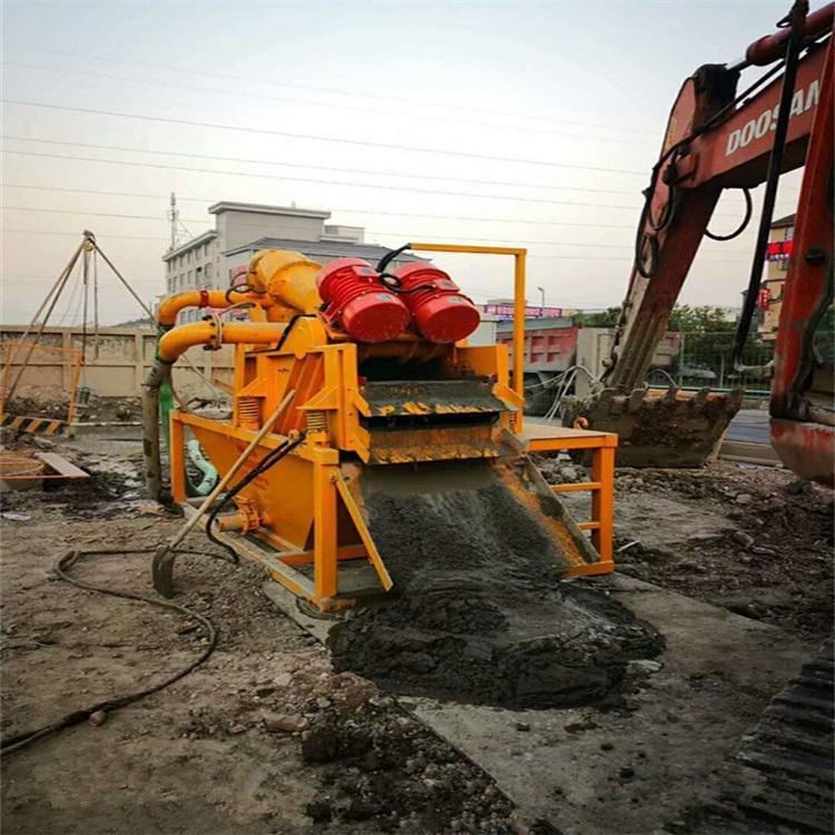 四川阿壩水庫清淤泥漿分離器銷售