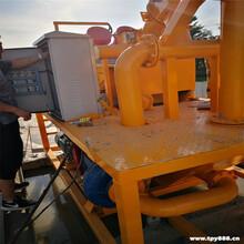 鐵路固液分離機污泥水分離需要的泥漿分離器批發商定做圖片