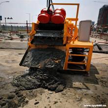 石油鉆井泥漿分離機建筑打樁除砂分離器廠家批發圖片
