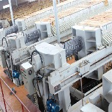 楚雄液壓壓緊板框壓濾機圖片