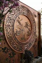 深圳铜板加工-铜板切割镂空雕花冲孔图片