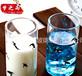 梦之雨高硼硅透明玻璃水杯耐热加厚茶杯牛奶杯厂家批发