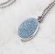 nfc智能可穿戴饰品智能项链智能水晶项链女士项链