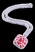 美琳智能饰品欧美流行智能项链nfc钛钢项链项坠一件代发图片