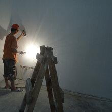 深圳油工师傅,墙面翻新,贴壁纸墙面修补刷新怎么收费