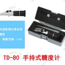 山东普创仪器手持式糖度计型号:TD-50图片