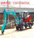 小型轮胎式液压挖掘机,轮胎挖掘机,轮胎小型挖掘机,新振挖掘机