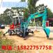 祁东县生产小型轮式挖掘机厂家厂家直销