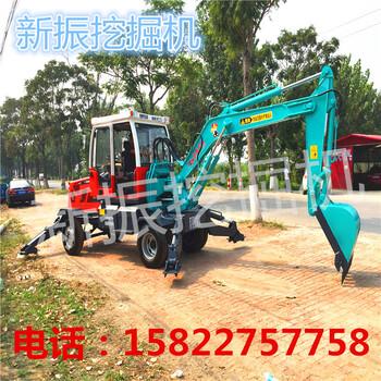 楚雄州轮式小挖掘机产品齐全