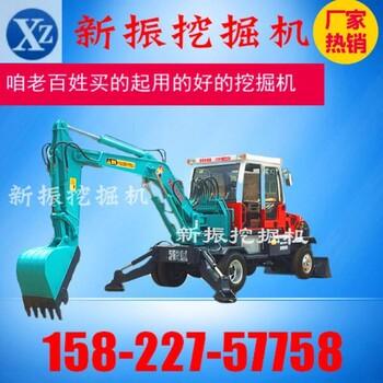 廊坊轮式小挖掘机使用范围