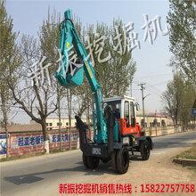 亳州新挖掘机农用挖掘机厂家图片