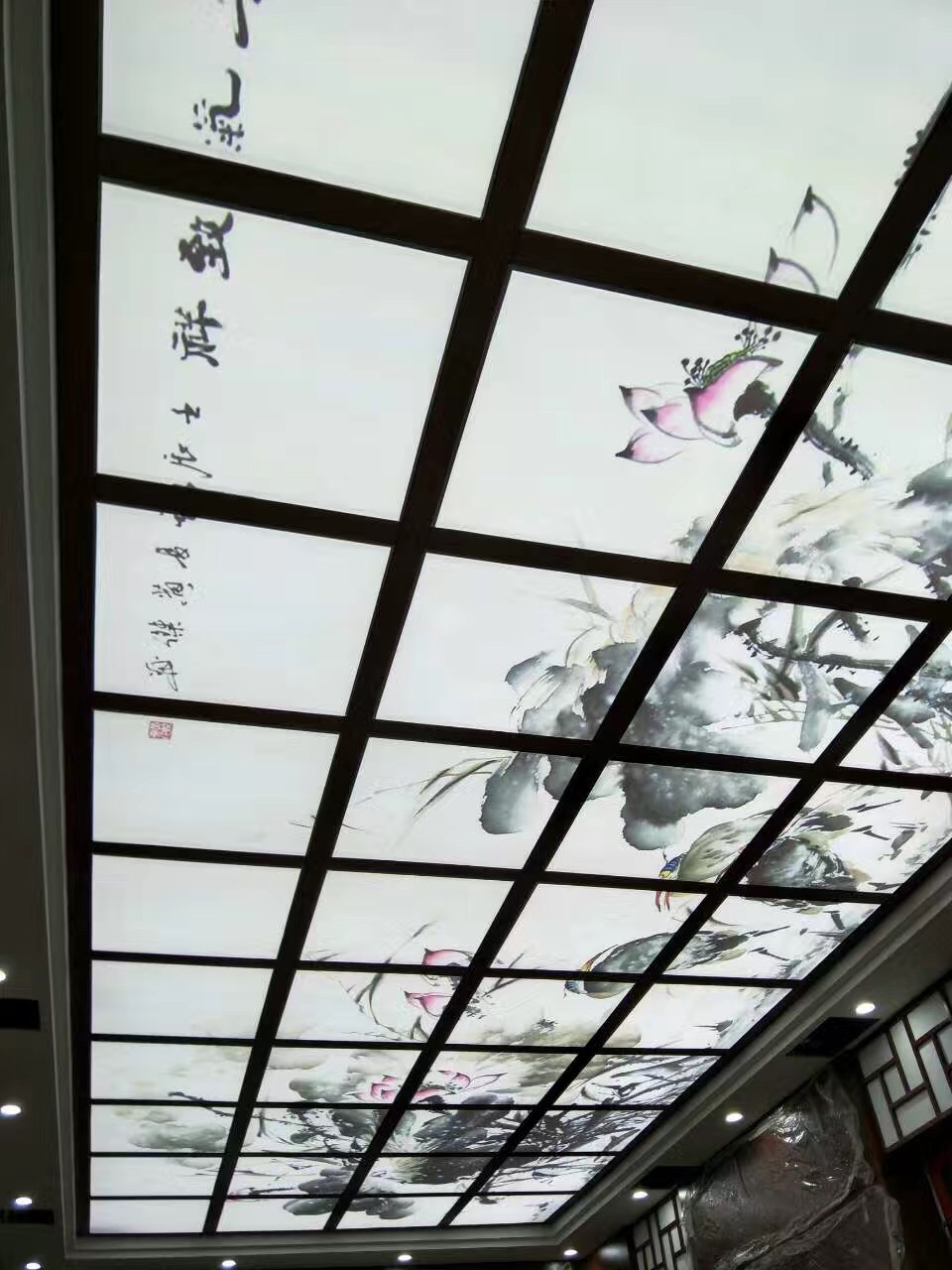 软膜天花吊顶